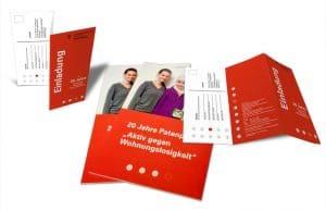Grafik-Design, Broschüre