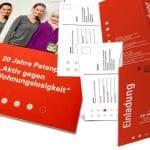 Grafik-Design, Broschüre, Flyer
