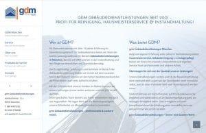 CMS Gebäudedienstleistungen München