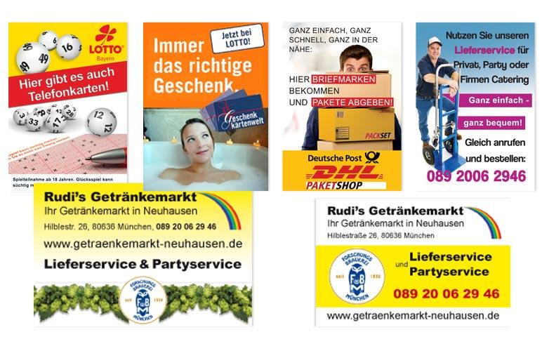 Anzeigen Print Getränkemarkt