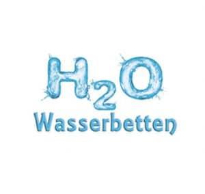 Logo H2O Wasserbetten