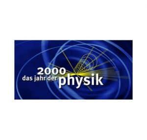 Logo Entwicklung - 2000 Jahr der Physik