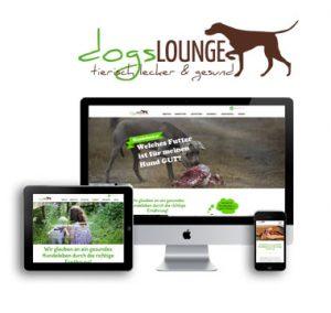 Webdesign Hundefachgeschäft
