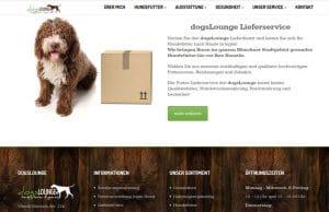 Webdesign Hundefachgeschäft München