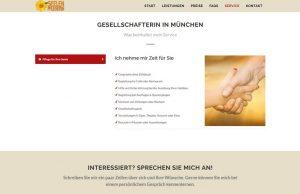 Webdesign Gesellschafterin München