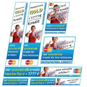 Referenzen Banner Gestaltung