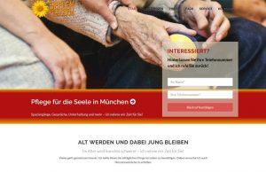 Webdesign Seelenpflegerin München