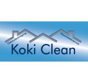Logo Vektorisirung - Koki Clean