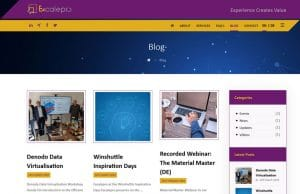 Webdesign Unternehmensberatung