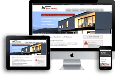 Professionelle Internetpräsenz: Webseite erstellen lassen