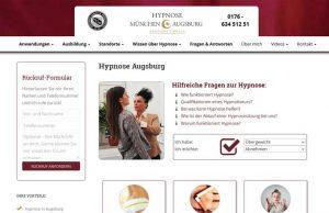 Webdesign Hypnose Studio