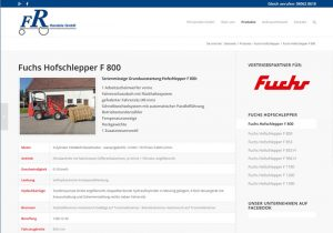 Webdesign Hofschlepper