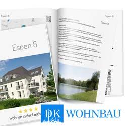 Exposé, Grafik-Design Espen 8