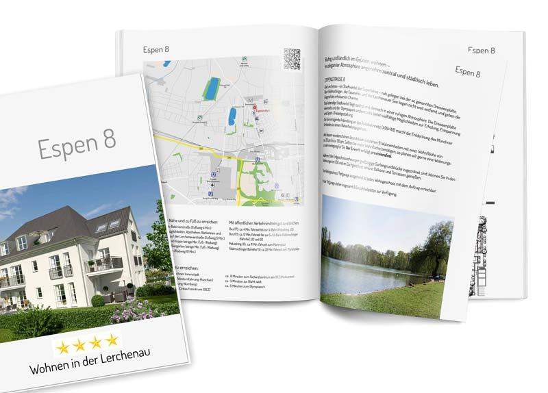 Referenzen Grafik-Design Espen8 Exposé