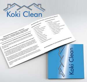 Flyer Koki Clean